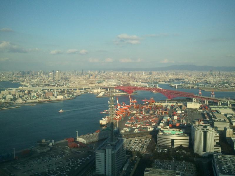 大阪のWTC