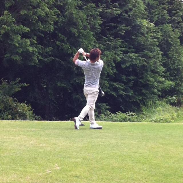 ゴルフ〜♪