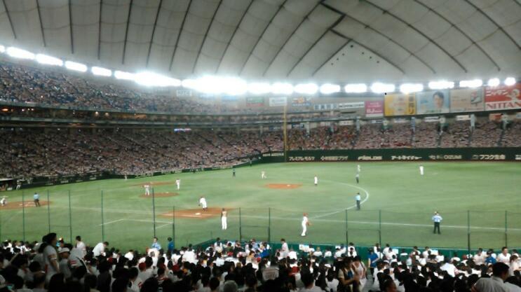 鷹の祭典 西鉄旅行応援ツアーin東京ドーム
