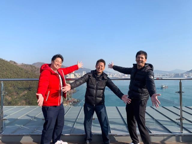 TVQ特番  「俺の韓国旅行」