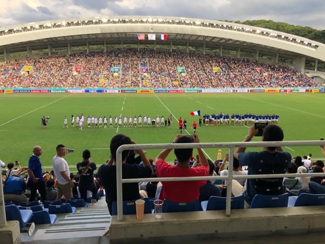 ラグビー ワールドカップ 2019