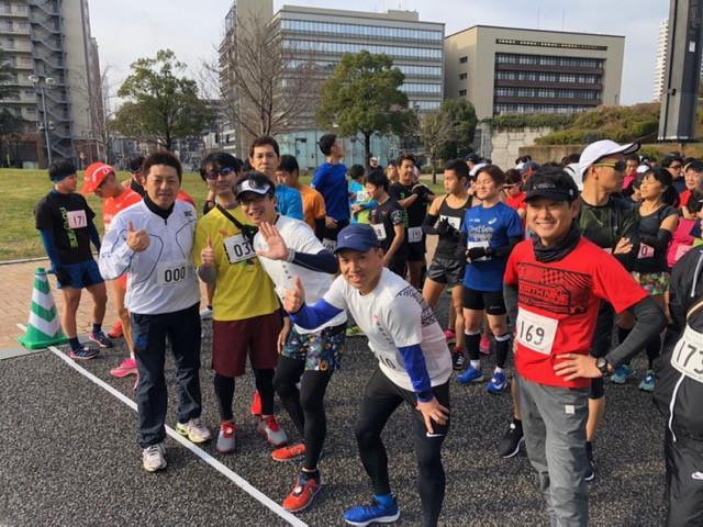 小倉城マラソン2020